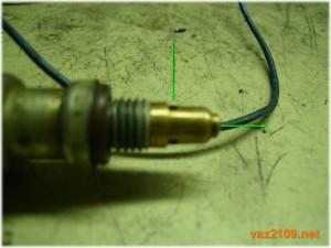 Протекание топлива через клапан