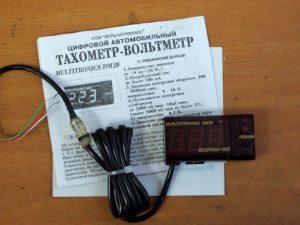 Тахометр на Ваз2109