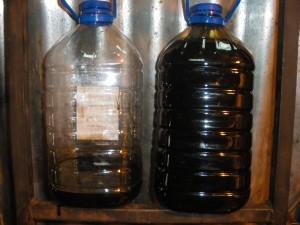 Емкость для отработанного масла Ваз 2109