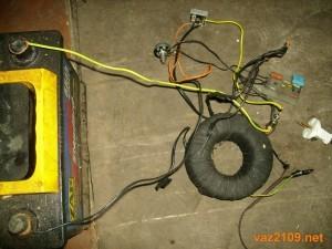 Подзарядное аккумулятора Ваз 2109