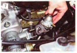 Откручиваем топливный насос Ваз 2109