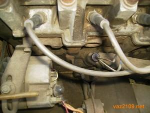 Высоковольтные провода Ваз 2109