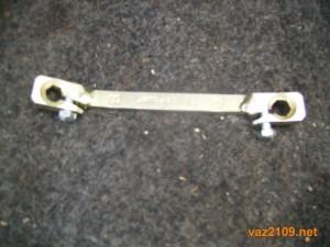 Обжимной ключ для тормозных трубок