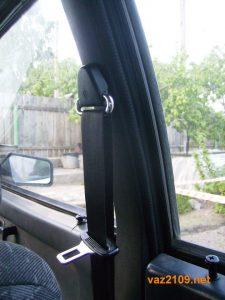 Передний ремень безопасности 1 Ваз 2109