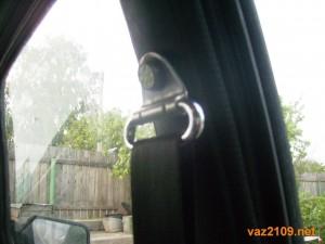 Передний ремень безопасности 3 Ваз 2109