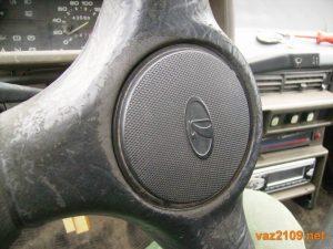 Выключатель звукового сигнала на руле