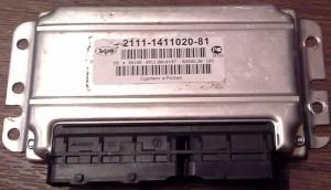 Контроллер Ваз 2114