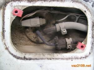 Датчик топлива Ваз 2109